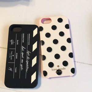 Never used iPhone 5 cases